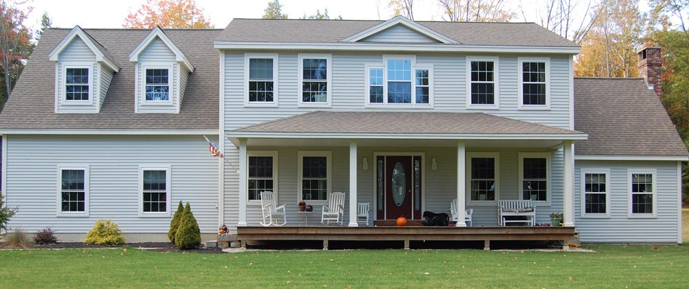 John Libby Construction Brunswick Maine Home Builder Roofing Siding Builders And Contracting