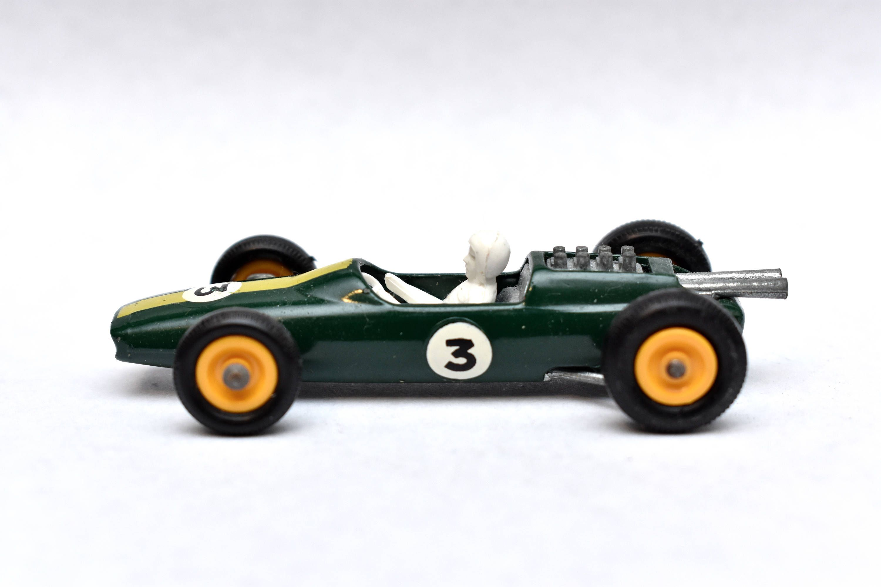 19 Lotus F1 Racing Car Green 1960 S Made In England Original Vintage Cast Toy Collection By Rememberwhentoys On Etsy