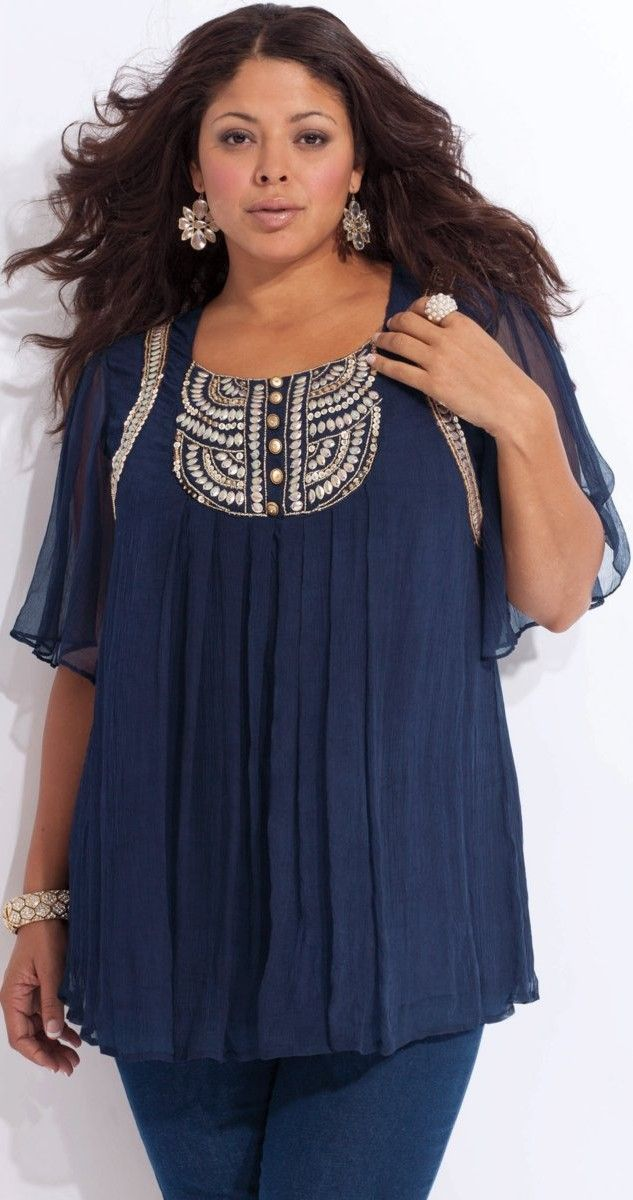 fc36efbb7183 Plus Size Boho Chic  16 Essentials for Hippie Women of All Ages - (article