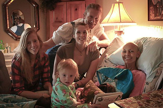 As if finding out their new album was No. 1 on the Billboard Country Music charts wasn't exciting enough already, Joey and Rory Feek just received news that will change their lives forever. Fans ar…
