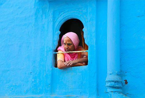 Blue city / Jodhpur