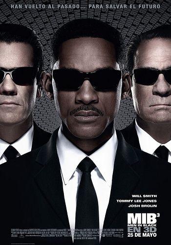 Estreno de esta semana - Men in Black 3