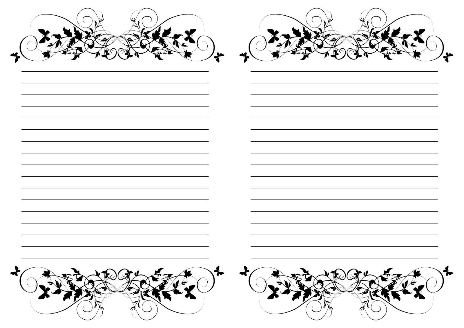 Разлинованные картинки для срисовывания, бумаге виде