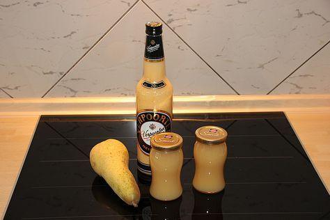 Birnenmarmelade mit Eierlikör von schneewittchen1964 | Chefkoch #healthystarbucksdrinks
