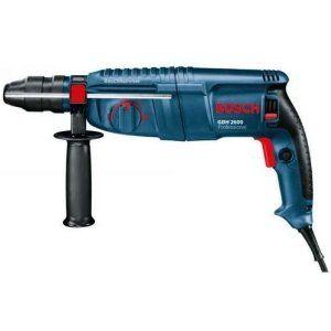 Brandneu BOSCH Bohrhammer GBH 2600 Professional, 720 W mit Wechselfutter  OZ87