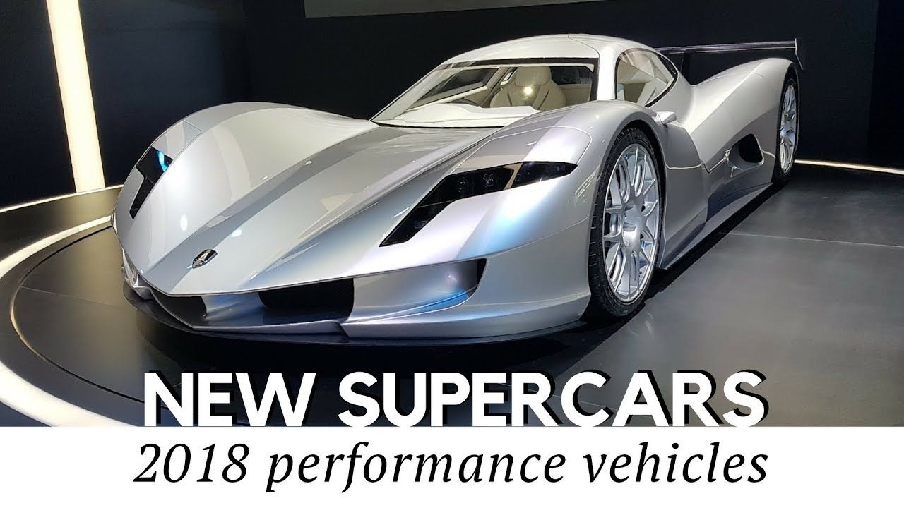 Top 10 All New Supercars Arriving In 2018 To Set New Speed Records New Supercars Super Cars Aston Martin Vulcan