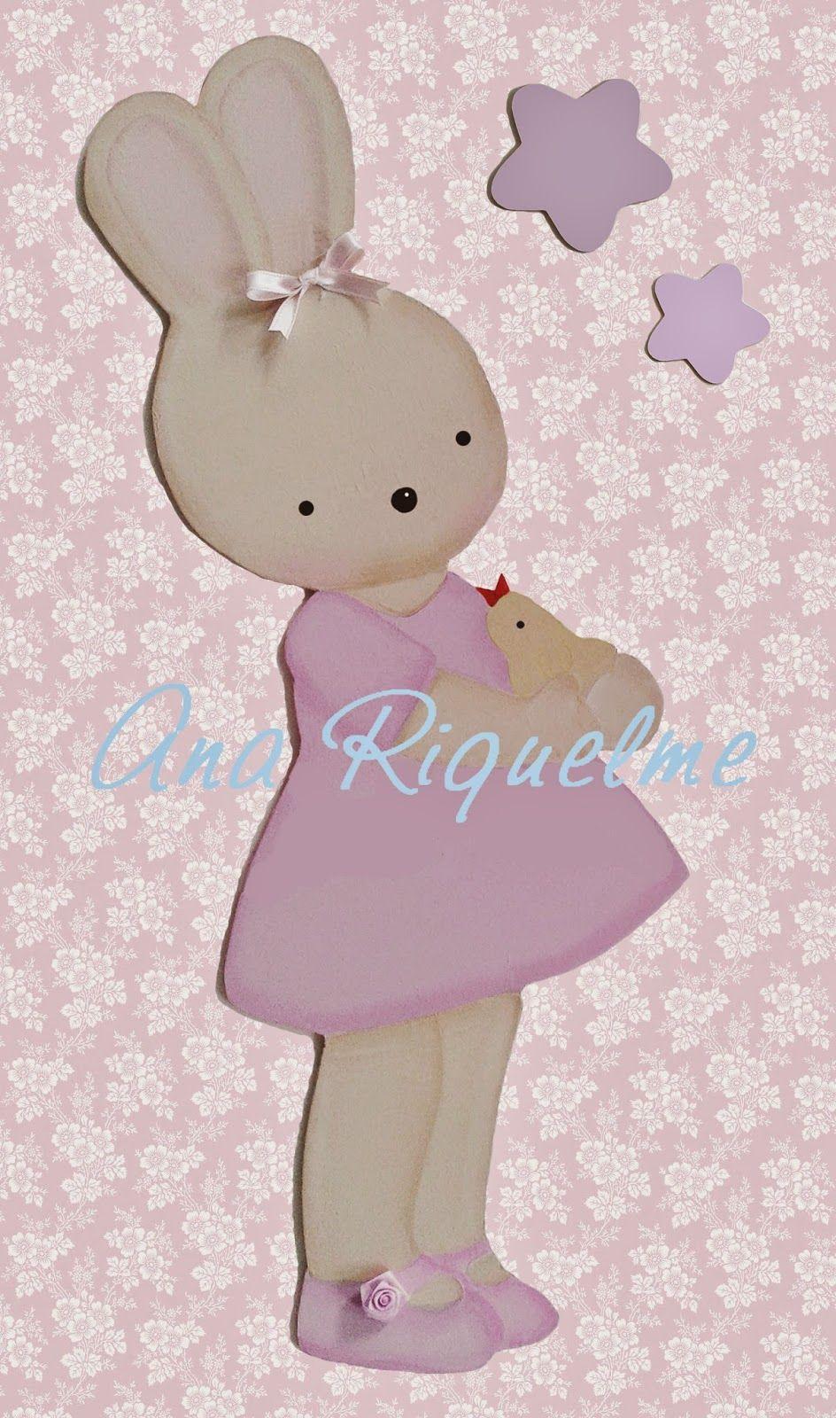 Ana Riquelme. Decoración infantil: SILUETA DE MADERA INFANTIL