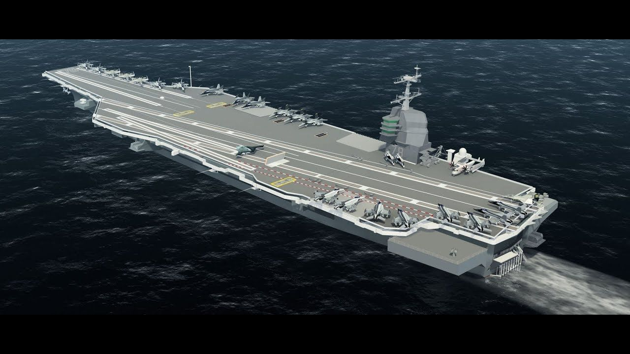 Us Navy New Nuclear Aircraft Carrier First American Supercarrier To Rep Aircraft Carrier Ford Aircraft Carrier Aircraft