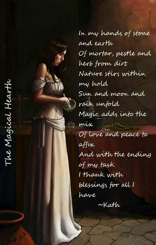 Magickal Prayer
