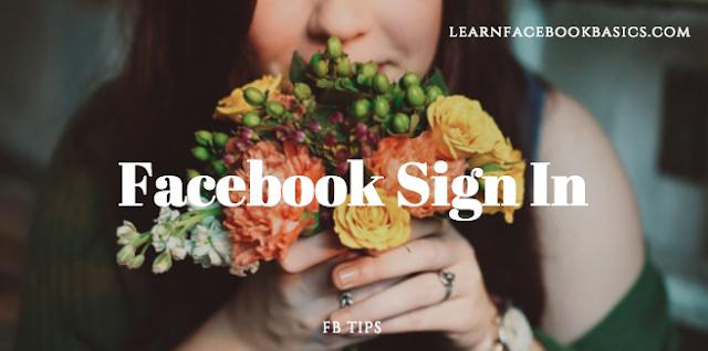 Login Facebook Account with password