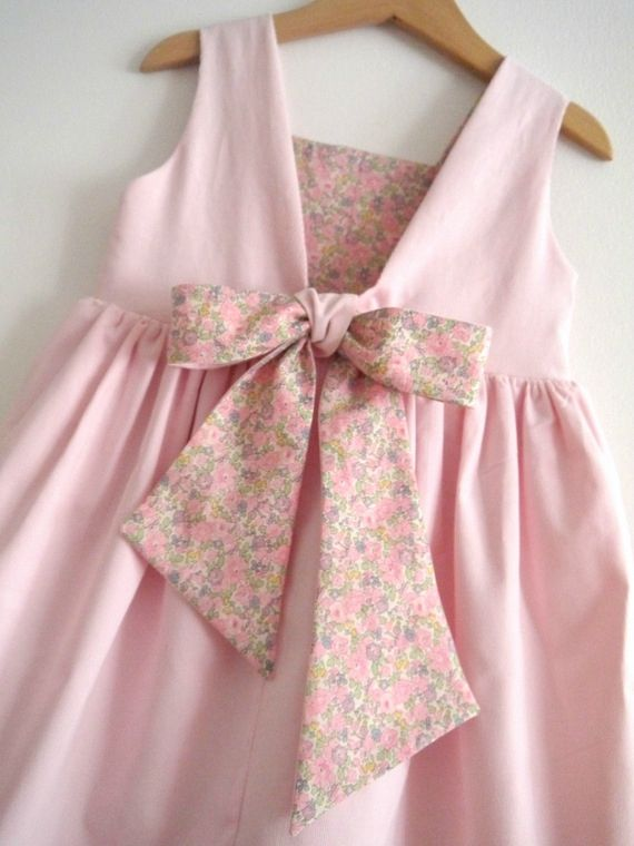 Dress Code Une Rose Sur La Lune Couture Pour Bebe Patron Robe Fillette Robe Ceremonie Bebe