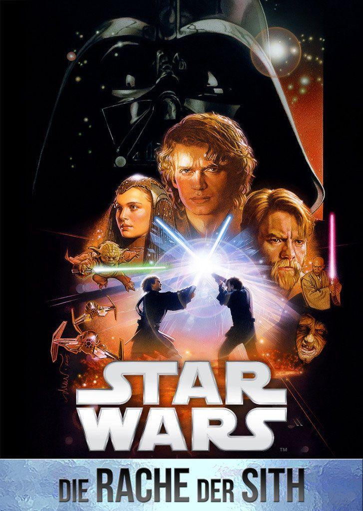 Star Wars Digital Hd Die Rache Der Sith Kulturmaterial Jpg 727 1 024 Pixel Die Rache Der Sith Sith Star Wars