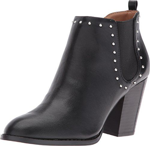 Report Women's Maysonia Black Boot 6.5 M Report-$69.00