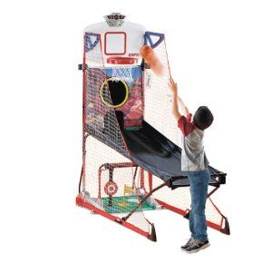 Espn Game Station Thinking About Getting For The Boys Fun Sports Arcade Game Room Gaming Station