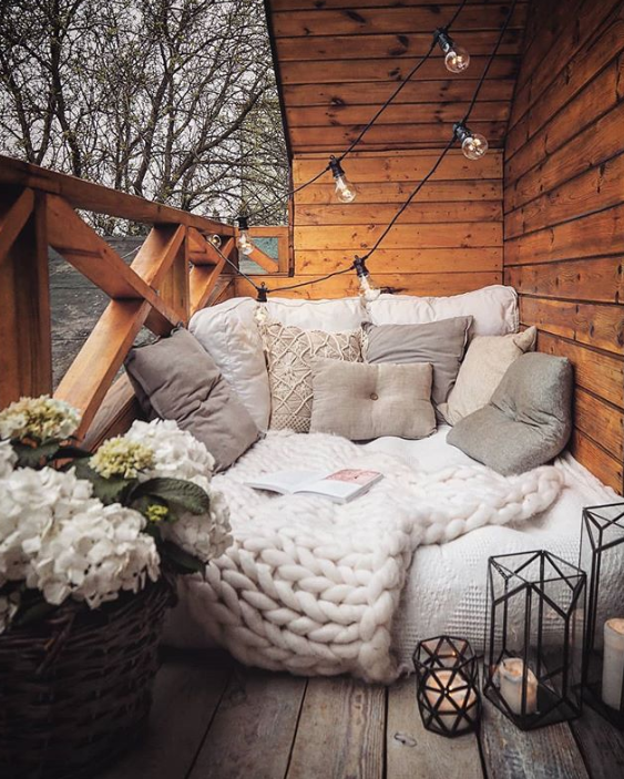 23 Ways to Use String Lights — Beyond Your Patio, That Is — Decorating