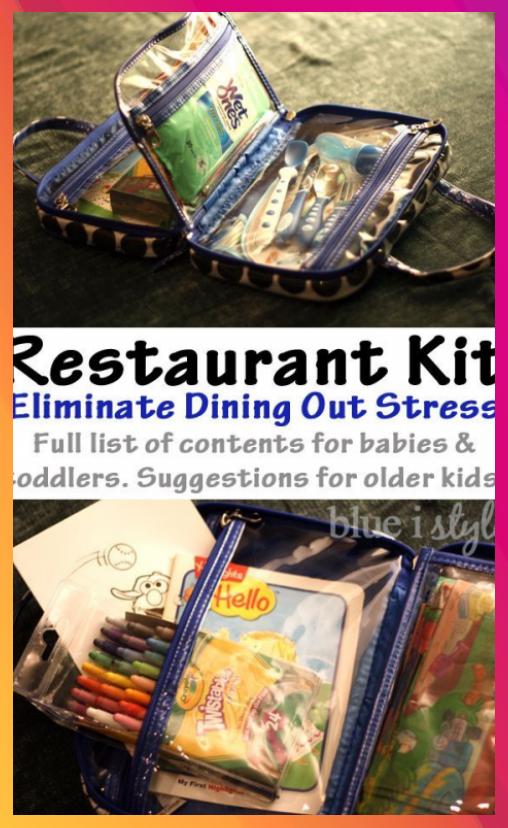 Restaurant-Kit zum Essen gehen mit Kleinen #Restaurant-Kit #zum #Essen #gehen #mit #Kleinen