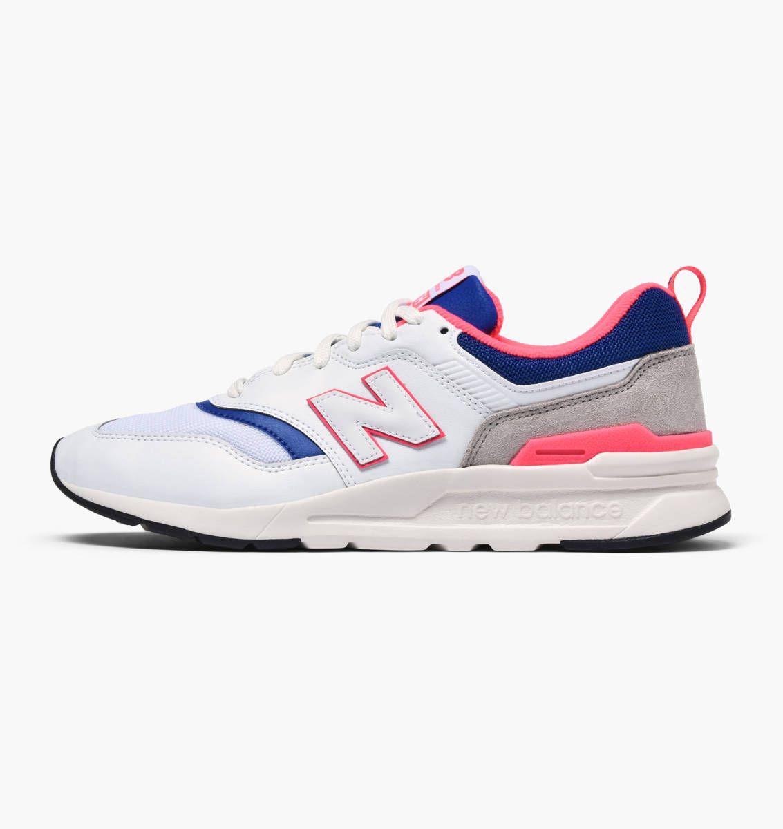 New Balance CM 997 HAJ in weiss - CM997HAJ | Neue sneaker ...