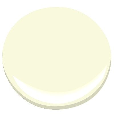 Eggshell white Possible color for entrance hall walls and landing