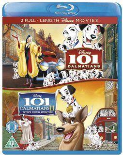 101 Dalmatians 101 Dalmatians Ii Patch S London Adventure Blu