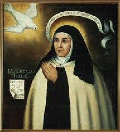 No es Santa Teresa quien debe interceder por España. Es la Virgen del Carmen http://www.guiasdemujer.es/st/uncategorized/No-es-Santa-Teresa-quien-debe-interceder-por-Espana-Es-la-Virgen-del-C-3511