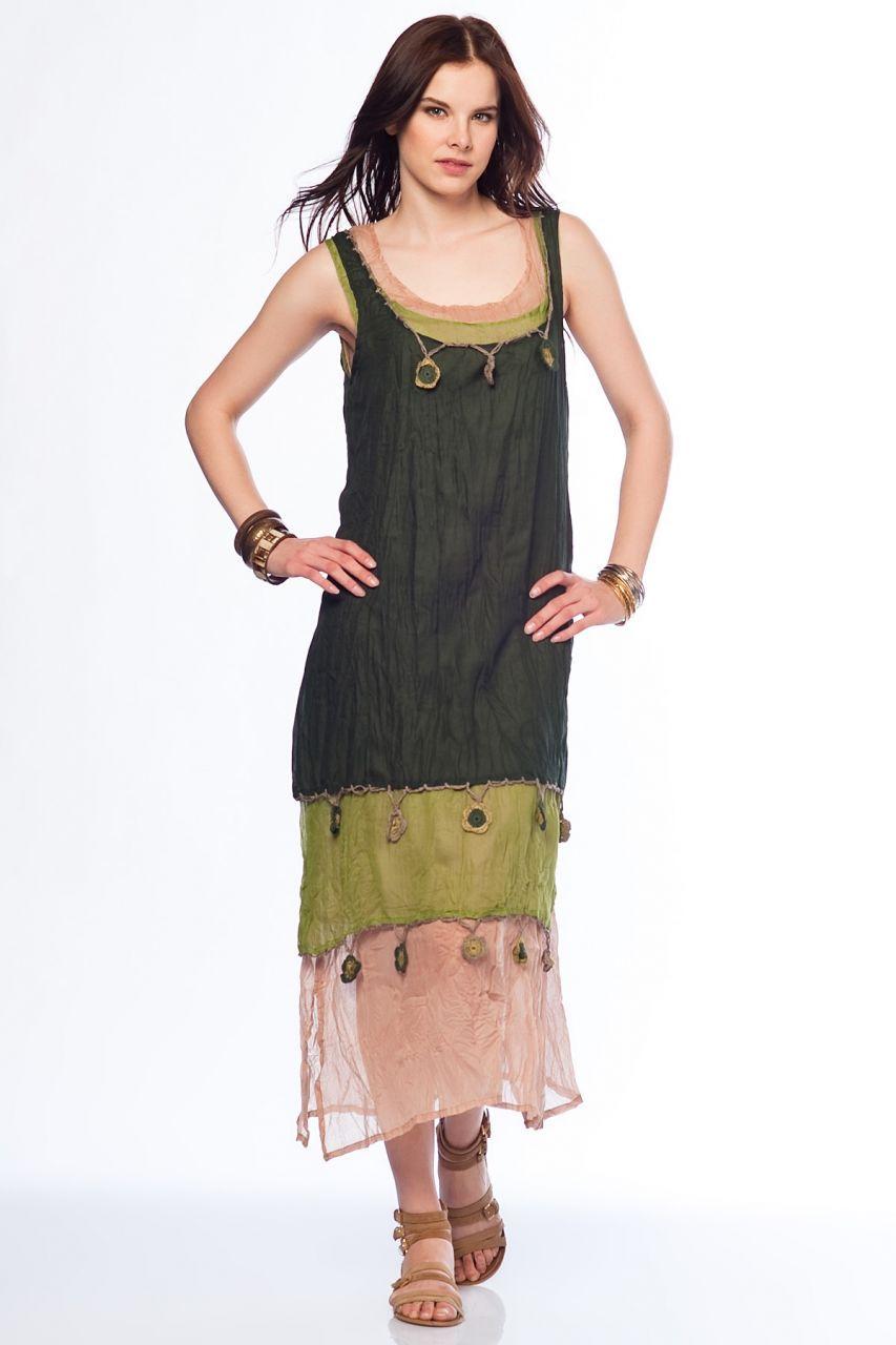 Modelleri ve elbise fiyatlar modasor com pictures to pin on pinterest - Otantik Halikarnas Elbise Haki