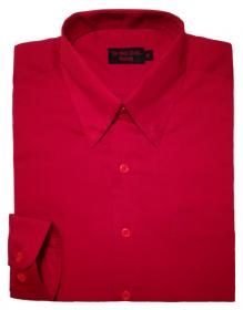 c0a3ffe7 Moderne herreskjorte i rød kan købes hos StyleGuy.dk - www.styleguy ...