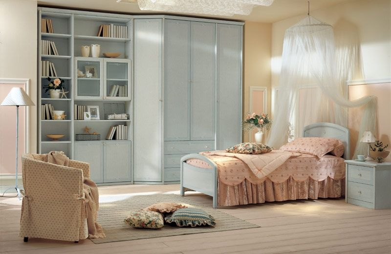 Camerette camerette per ragazzi e ragazze camerette per bambini cabine armadio letti - Ikea mobili camera bambini ...