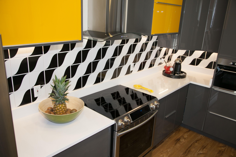 Projeto Realizado Em Orlando Utilizando Cozinha Ikea Bancada Em