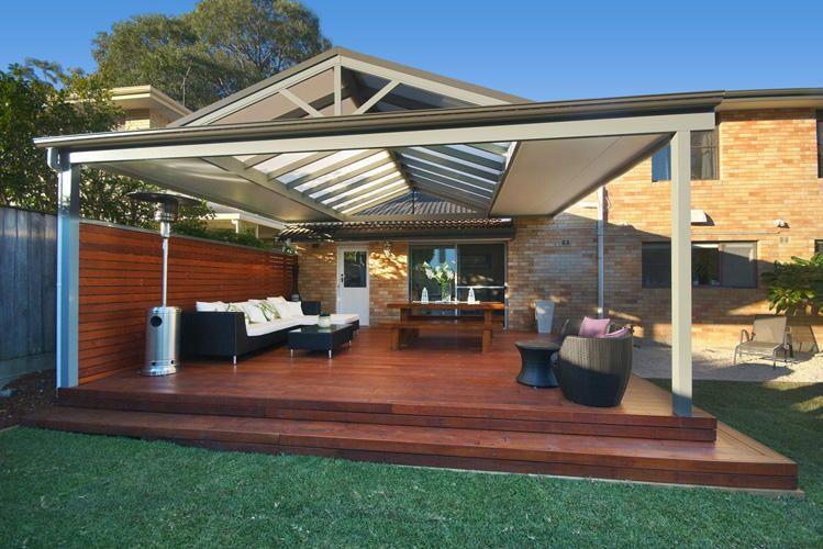 Pergolas, Decks, Opening Roofs And Carport Designs From Pergola Land In  Sydney