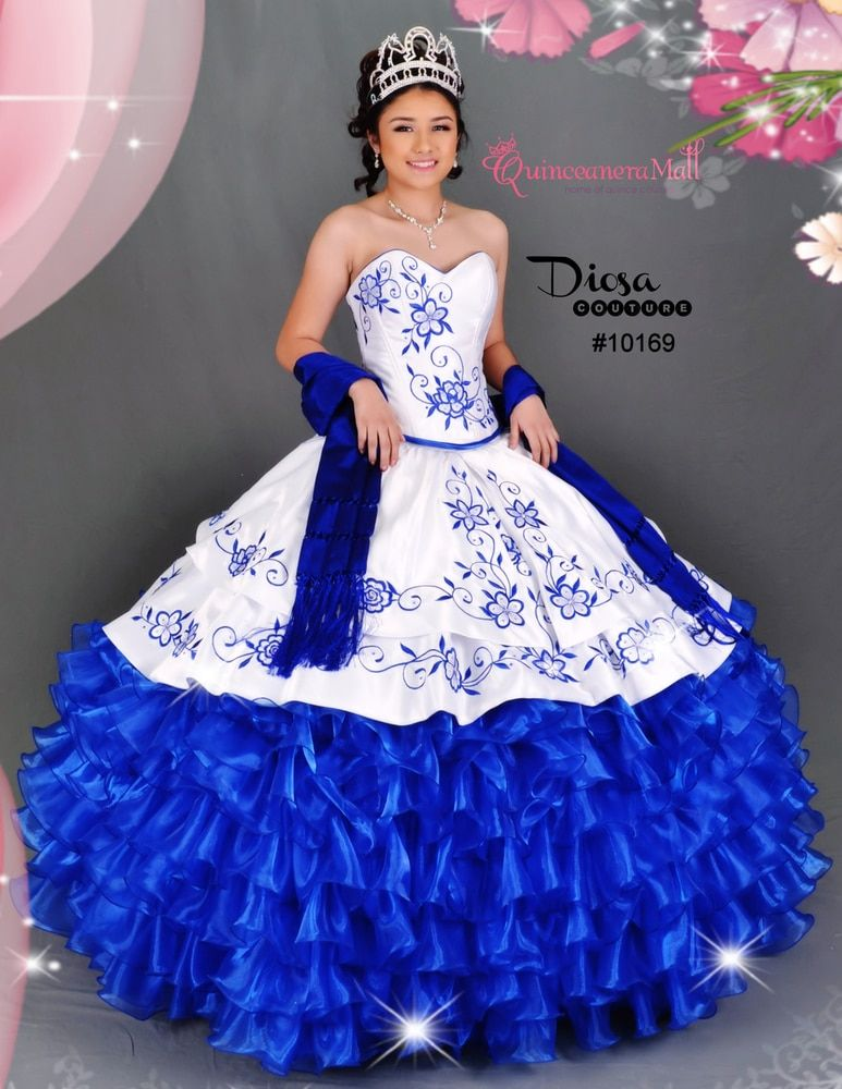 47ef30989f9 Charra Quinceanera Dress  10169QM  quinceaneramall  diosacollection