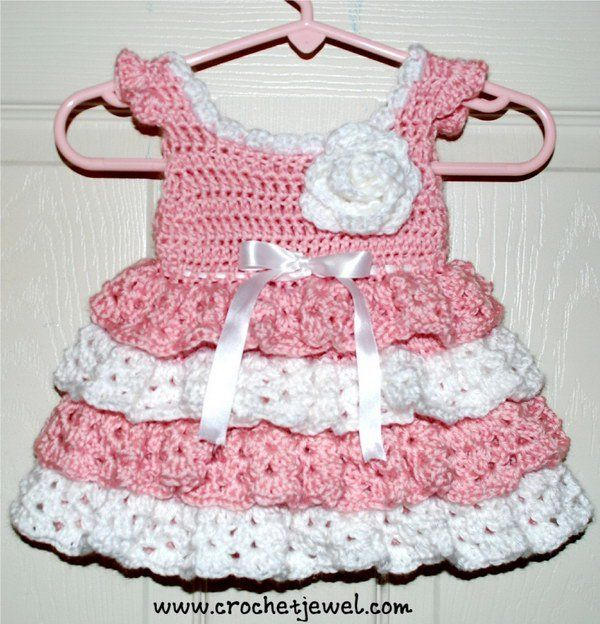 Cool Crochet Patterns & Ideas For Babies | Ropa tejida para bebe ...