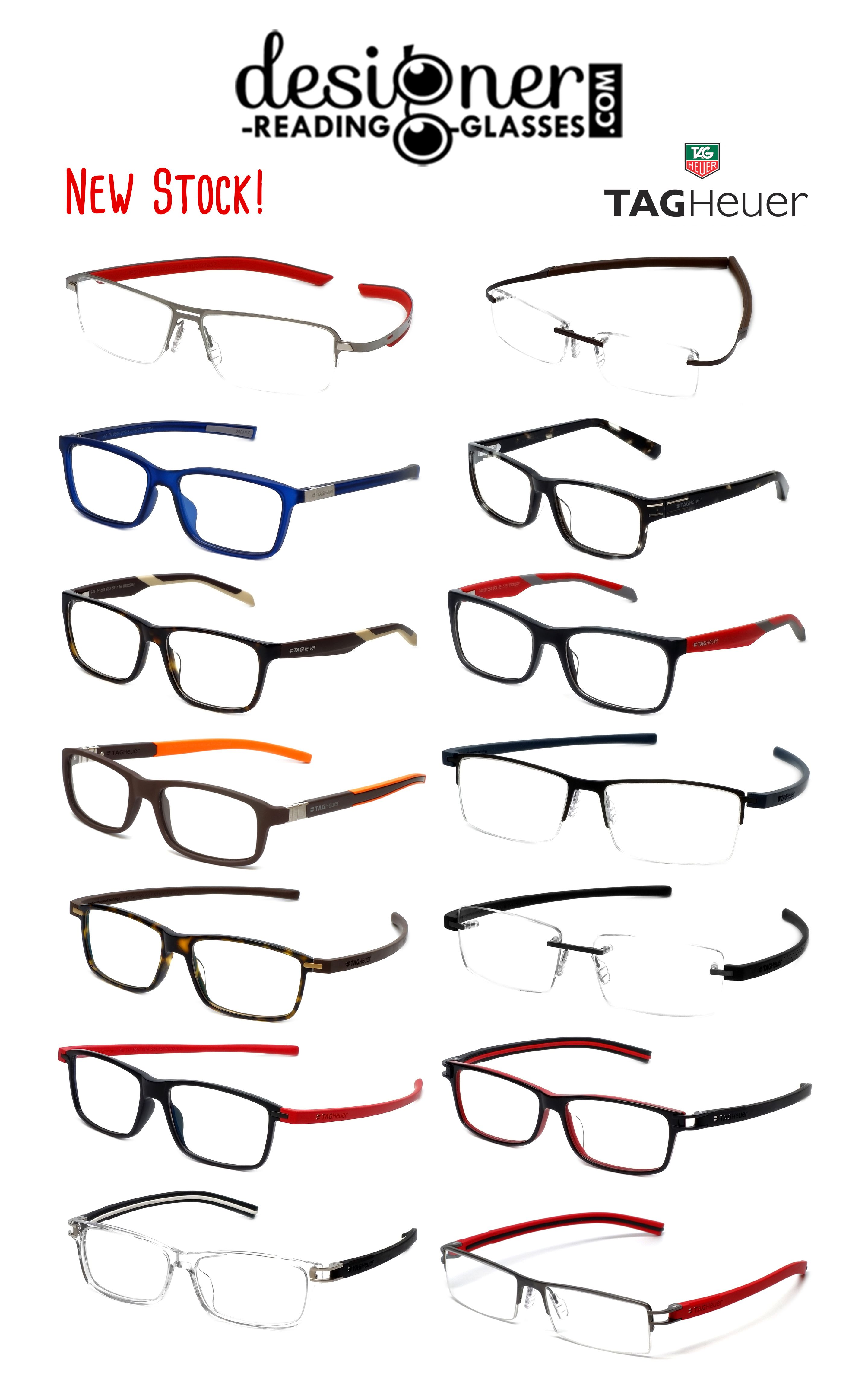 f8c6f6e616 Tag Heuer optical glasses now available in a variety of styles!  eyewear   designer  tagheuer