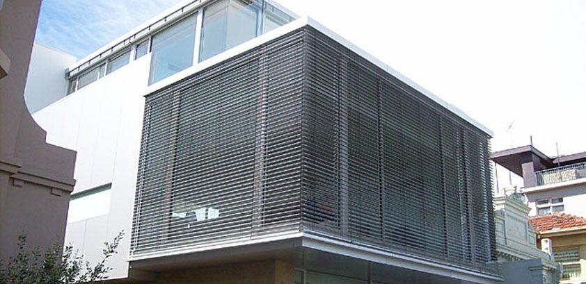 Warema Exterior Metal Venetian Blinds | Building & Construction ...
