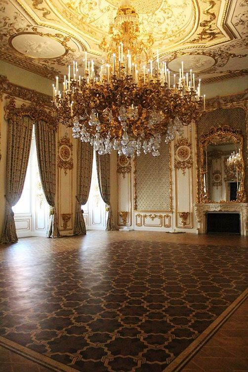 Beautiful Interior By Causa Design Group Grand Mansions: Beautiful Places...Liechtenstein Palace, Vienna, Austria
