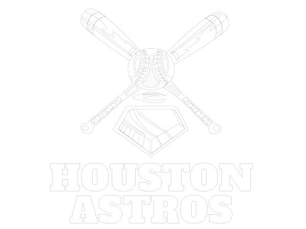 Printable Houston Astros Coloring Sheet Coloring Sheets Atlanta Braves Color