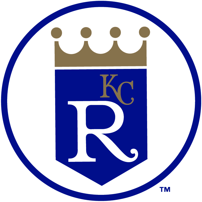 Kansas City Royals Alternate Logo | Logos, Kansas city royals, Mlb team logos