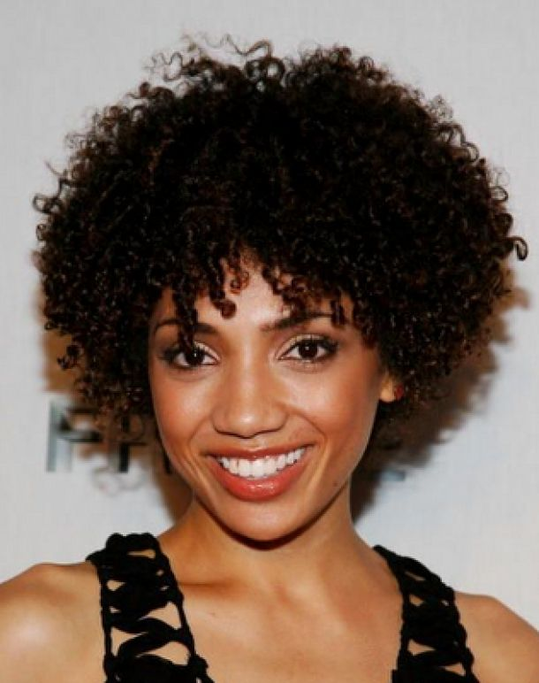 Short Curly Black Natural Hair Styles - Free Download Short Curly ...