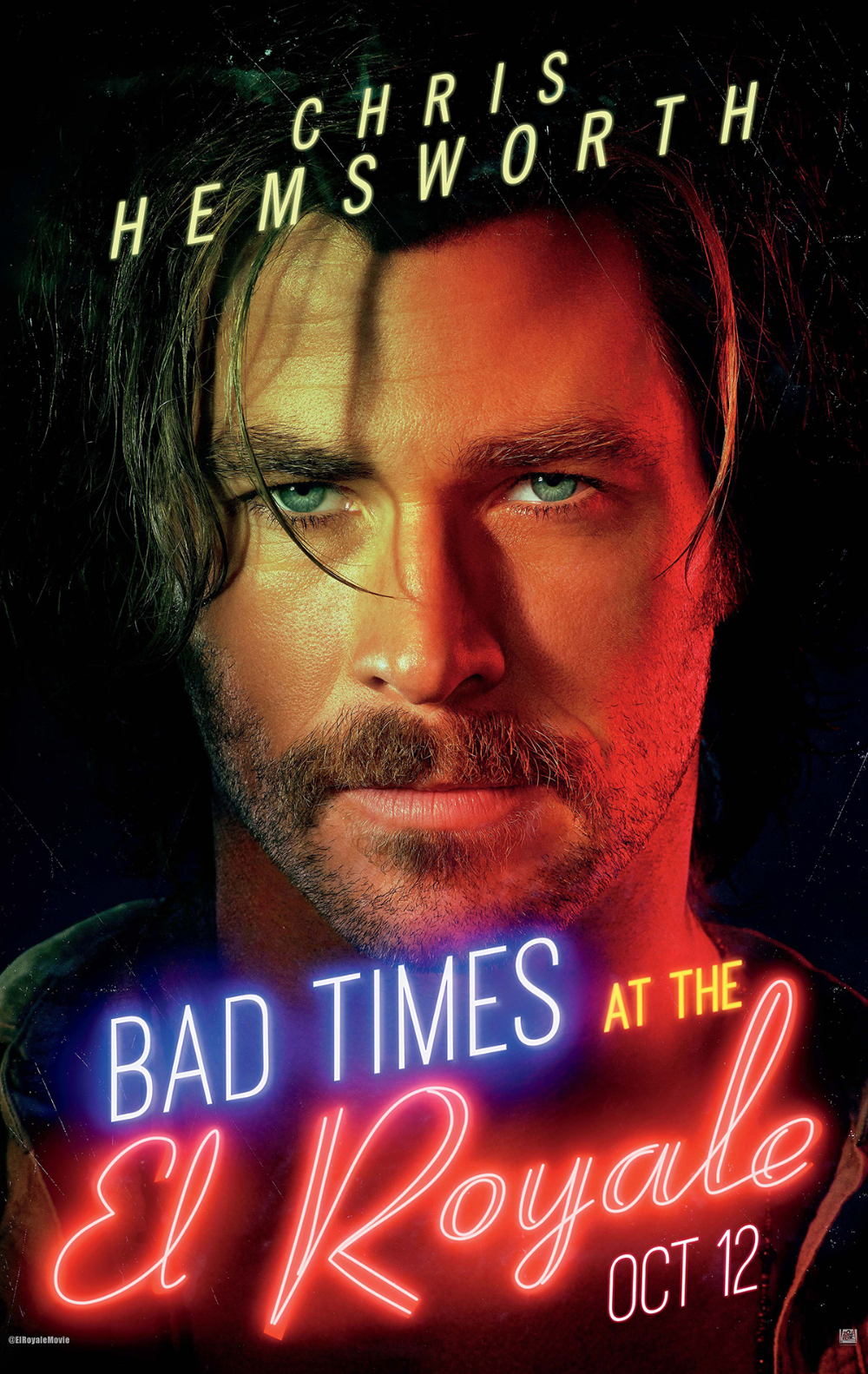 Bad Times At The El Royale Poster Gallery Bad Timing Chris Hemsworth Free Movies Online