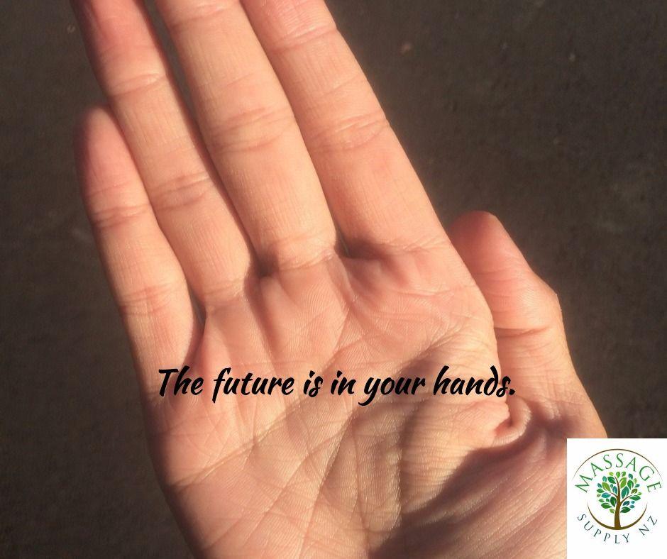 Home massage massage hands