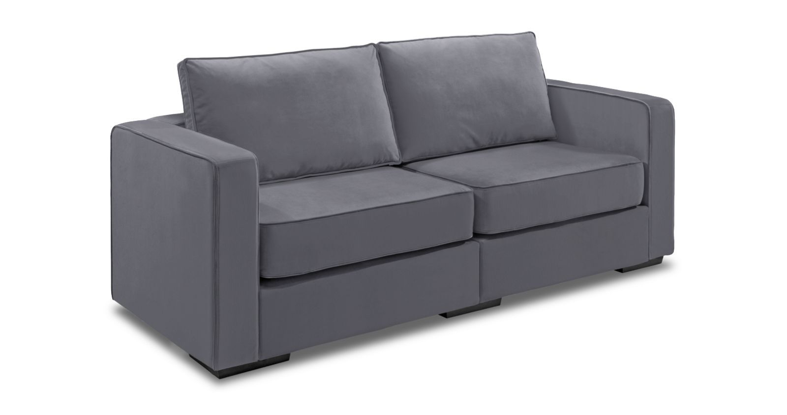Cool Modular Sectional Loveseat 2 Seats 4 Sides Living Room Pdpeps Interior Chair Design Pdpepsorg