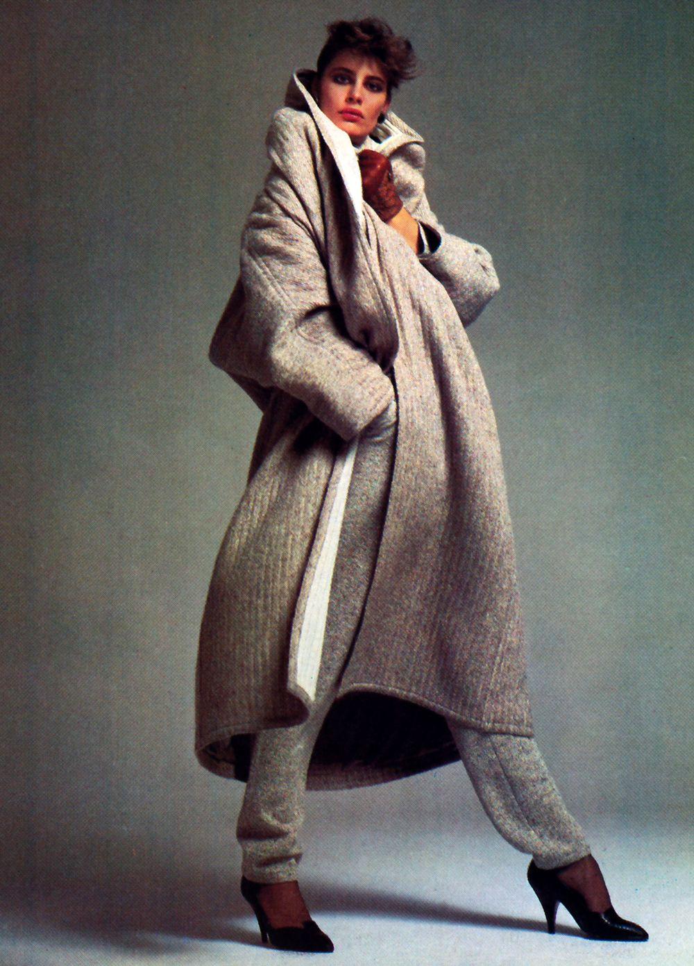 Gianni Versace, Harper's Bazaar, September 1984.