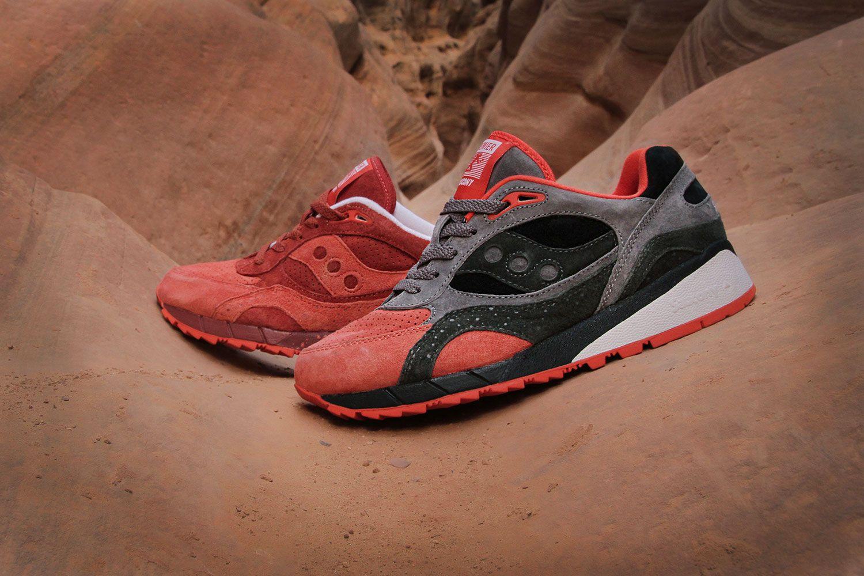 "Premier x Saucony Shadow 6000 ""Life on Mars"" Pack | Kicks"