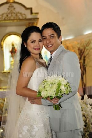 judy ann santos wedding gown | Wedding Boston | Pinterest
