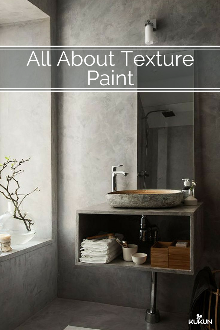 Everything You Need To Know About Wall Texture Paints Bathroom Inspiration Modern Bathroom Makeover Bathroom Inspiration