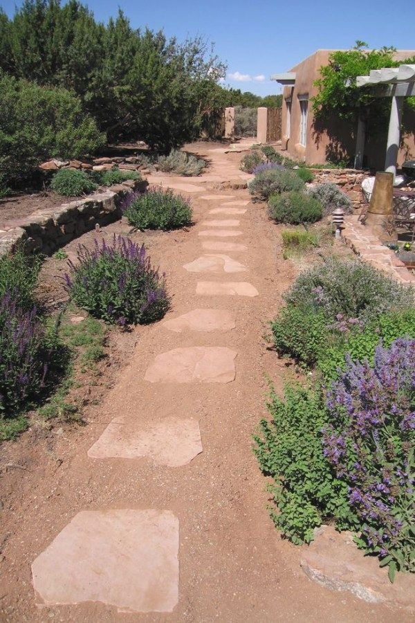 32 Creative Home Front Landscape Design Ideas: Creative Southwestern Garden Plans You Can Build Yourself To Complement Your Home