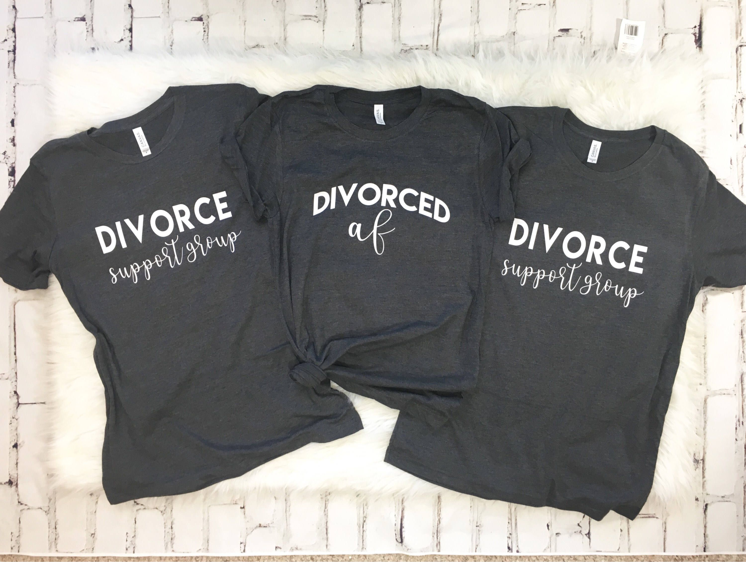 d4f854961 Excited to share the latest addition to my #etsy shop: Divorced AF Shirt  for Women, Divorced shirt, Divorced AF Shirt, Graphic tee, AF t-shirt, ...