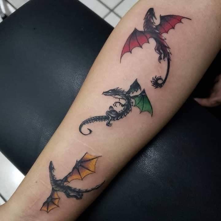 Pin By Renca Gavendova On Tattoo Dragon Tattoo For Women Baby Dragon Tattoos Dragon Tattoo Designs