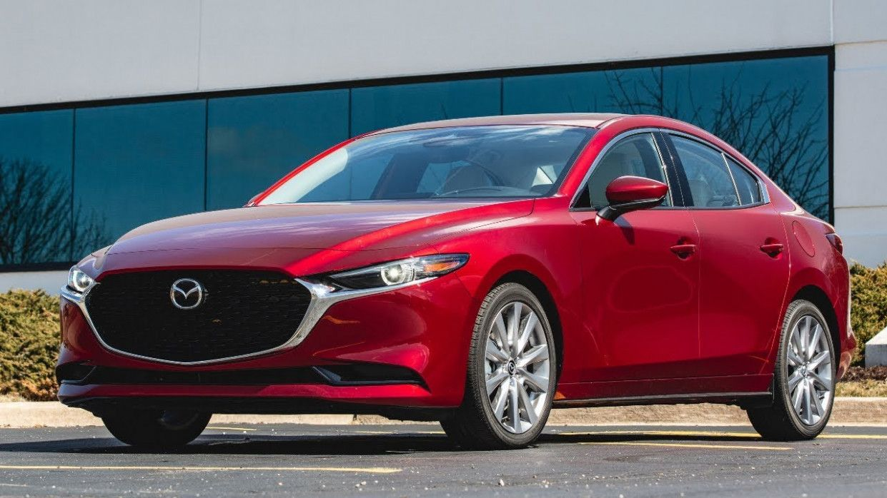 7 Wallpaper 2020 Mazda Sedan In 2020 Mazda 3 Sedan Mazda Mazda Mazda3