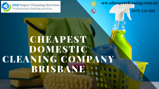 Cheapest Domestic Cleaning Company In Brisbane Domestic Cleaning Domestic Cleaning Services Cleaning