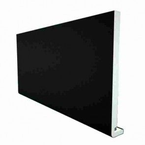 200mm x 18mm Square Full Replacement Fascia Board, 5m Length